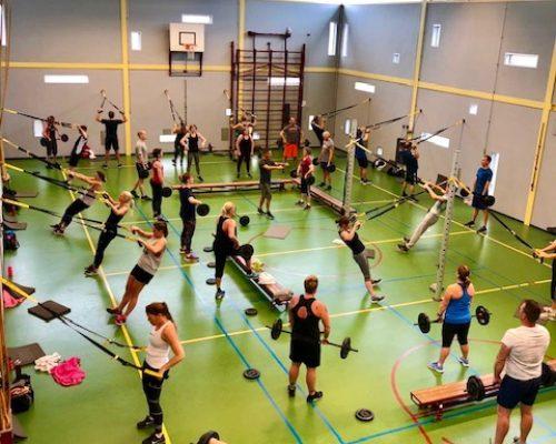 Bootcamp Schiedam -gymzaal 2